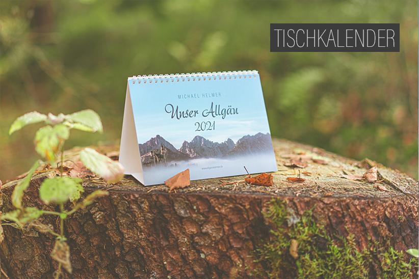 Allgäu Kalender 2021 von Michael Helmer